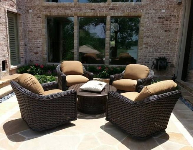 Lane Venture South Hampton Patio Furniture Collection