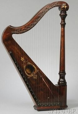 183 Best Beautiful Harps Images On Pinterest Music