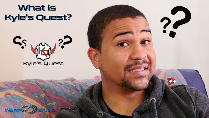 What is Kyle's Quest?