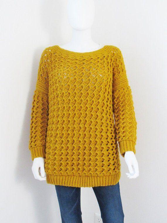 Crochet Sweater Pattern Women, Crochet Pullover Pattern Women, Crochet Jumper Pattern women, Crochet Pullover Sweater, Vanessa Pullover – Favorite Crochet