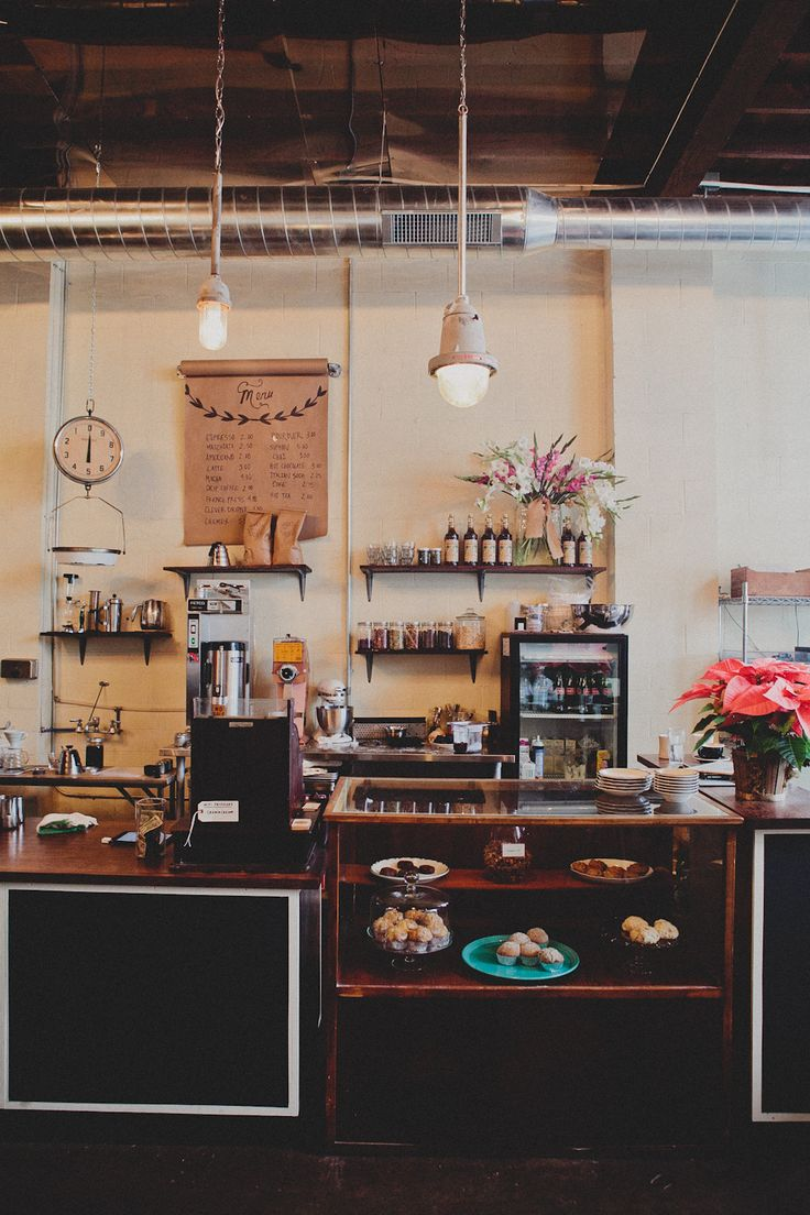 Hoboken Coffee Roasters' interior - such a warm vibe. Definitely visiting next time I'm in Melbourne.