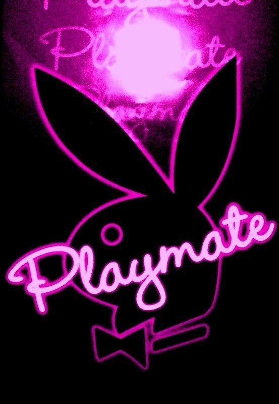 Hot neon pink Playboy logo. 35 best PLAYBOY images on Pinterest