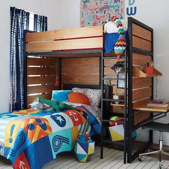 loft bed land of nod 2