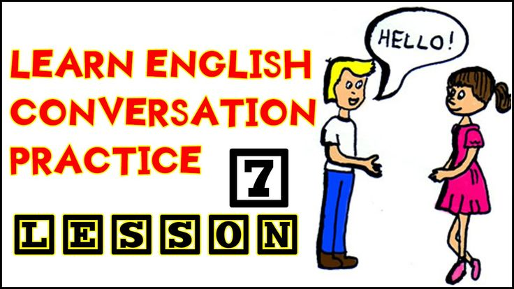 English Conversation Lessons 7  | English Speaking Practice | Learn engl...