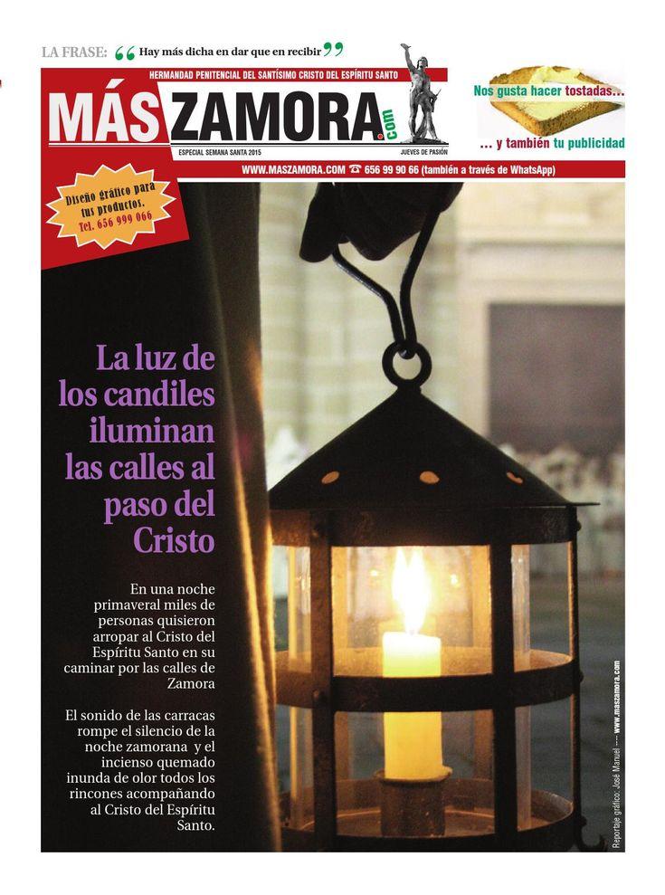 Semana Santa Espiritu Santo Zamora  Semana Santa en  Zamora, procesión del Espiritu Santo, Viernes de Dolores