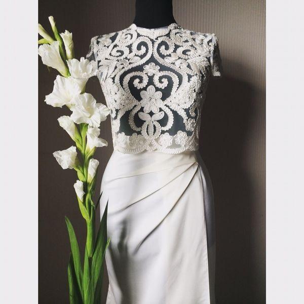 Купить Свадебный комплект - свадебное платье, свадебный комплект, свадебная юбка, свадебный топ