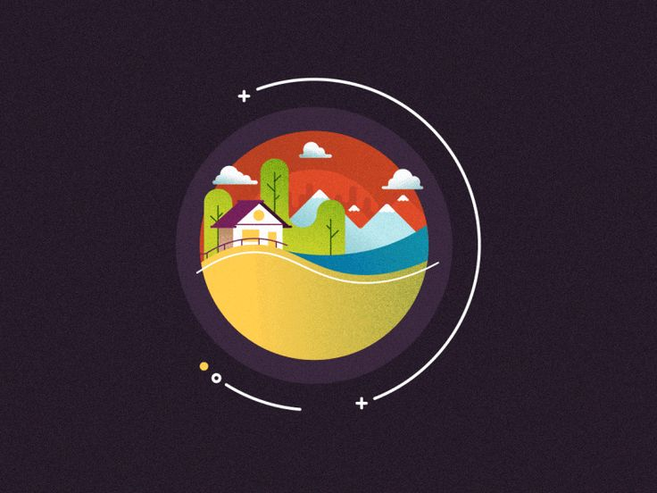 cabin by Mantas Graužinis #Design Popular #Dribbble #shots