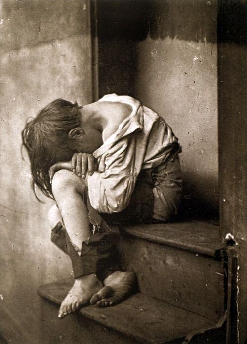 Oscar Gustav Rejlander, Homeless, 1863
