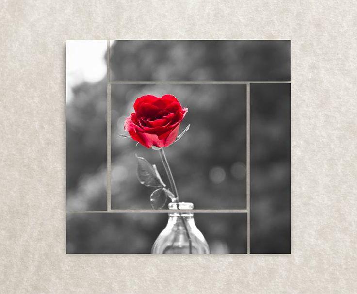 25 beste idee n over bloem canvas op pinterest bloem schilderdoek geschilderde citaten en - Decoratie voor een kamer ...