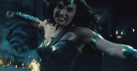 Batman vs Superman: Dawn of Justice - Wonder Woman