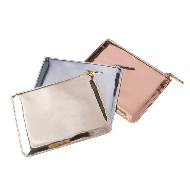 West Emory Women's Zip Wallet - Metallics Vary, Multi-Colored