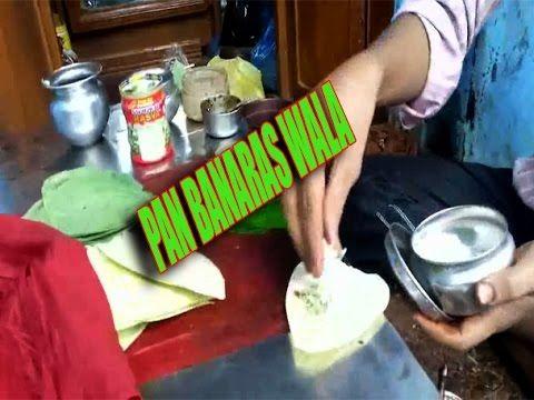 Famous pan in Banaras/Pan Banaraswala