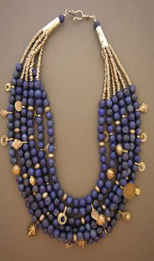 DORJE DESIGNS | Dorje Designs. I love the tiny brass charms she has incorporated into ...