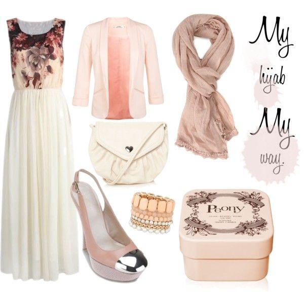 """Muslimah fashion 7"" by lai-la on Polyvore"