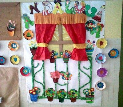 17 mejores ideas sobre decoraciones de puertas de escuela for Puertas recicladas para decorar
