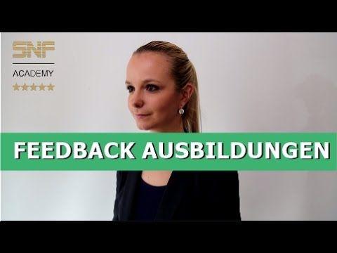 Testimonials Kunden SNF Academy Ausbildungen & Kurse -- www.snfa.ch