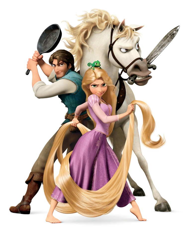 Disney TANGLED! Love this movie lol!!!