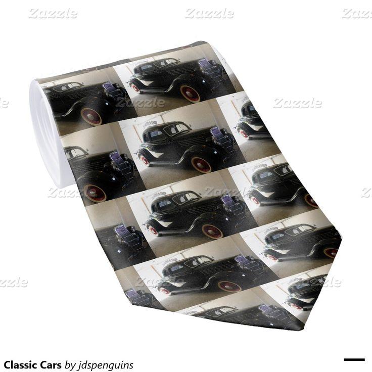 Classic Cars Tie http://www.zazzle.com/classic_cars_tie-151793942228644899?view=113445645434204735&rf=238588924226571373