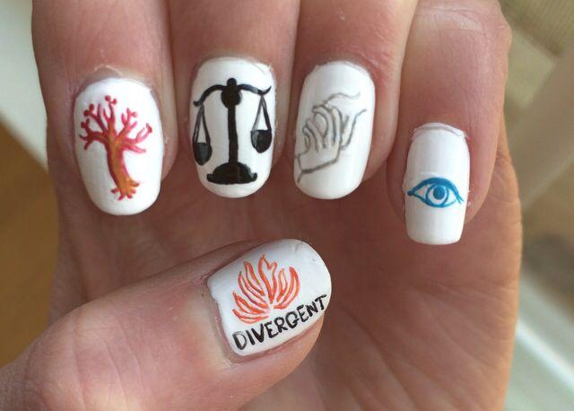 Resultado de imagen para divergent nails