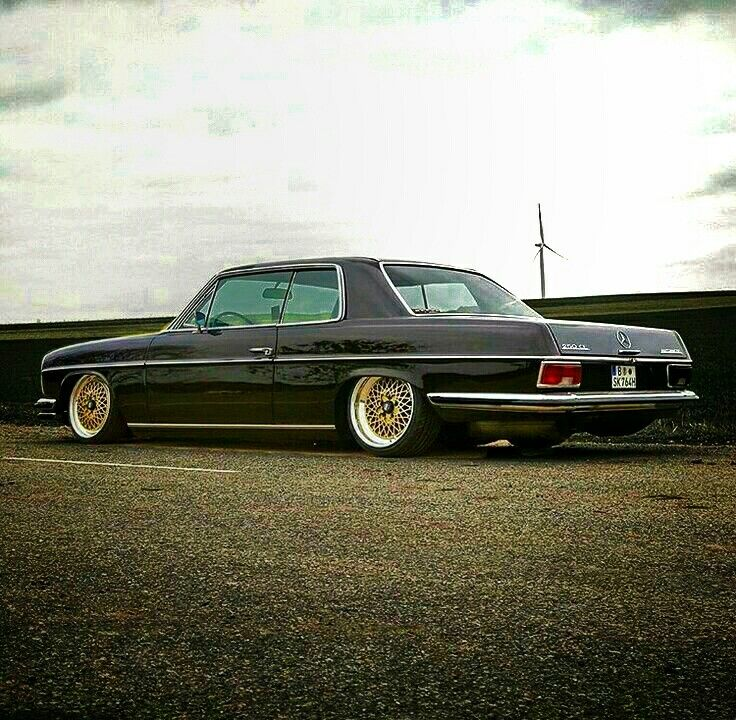 W114 Coupe (Cool Cars Wheels)