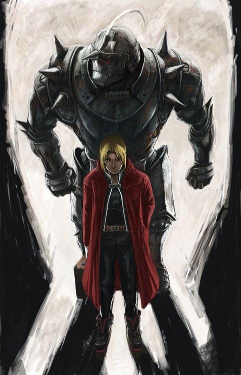 Full Metal Alchemist - Elric Bros