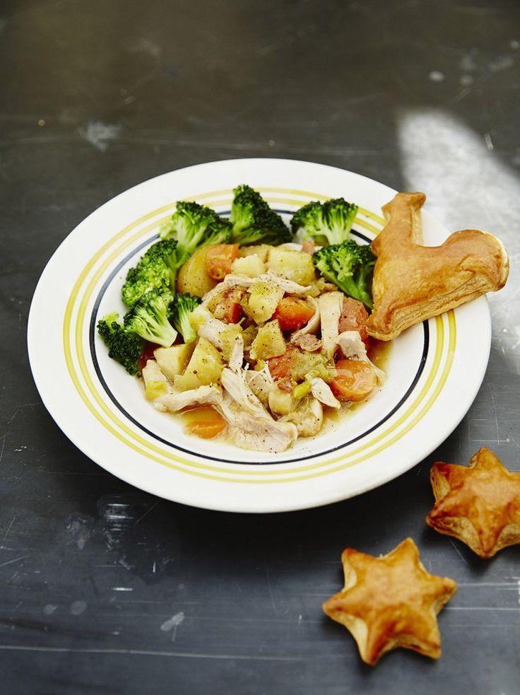 Jools' simple chicken and veg stew | Jamie Oliver