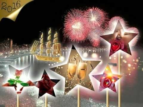 Gutes Neues Jahr...Silvester Gruß...Guten Rutsch - YouTube
