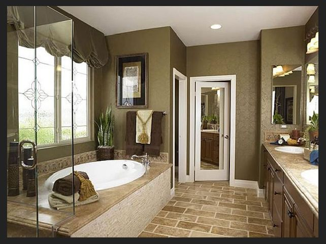 Master Bathroom Decorating Ideas: 408 Best Images About Master Bath And Closet Ideas On