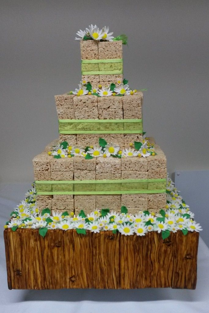 Magnificent Wedding Cake Prices Tiny Wedding Cakes With Cupcakes Regular Wedding Cake Frosting Wood Wedding Cake Young A Wedding Cake WhiteSafeway Wedding Cakes 44 Best Cake Rice Crispies Images On Pinterest | Rice Krispie ..