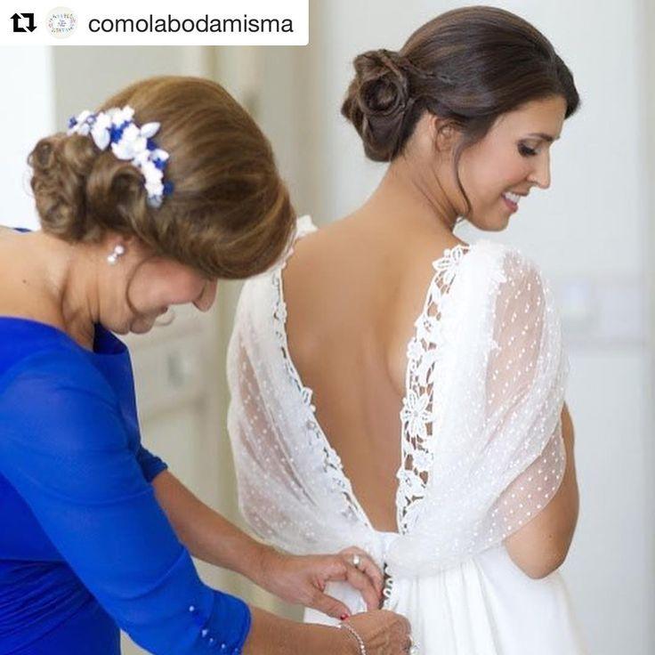#Repost @comolabodamisma ・・・ Mis novias favoritas de la semana! @leplumeti @lorena_photoup @solealonso @atodoconfetti @paulagfurio @immaclenovias @lasbodasdetatin @martaferraoatelier @click10fotografia @algonuevoprestadoyazul @leticiacampos_y_alvaroortiz @dorothysredshoesblog @lamarstudiofoto #invitadasbodas #weddingideas #weddingtime #weddingstyle #weddingdress #vestidodenovia #vestidosdenovia #bridaldress #bridalinspiration http://gelinshop.com/ipost/1525621353885758018/?code=BUsGInMHHJC