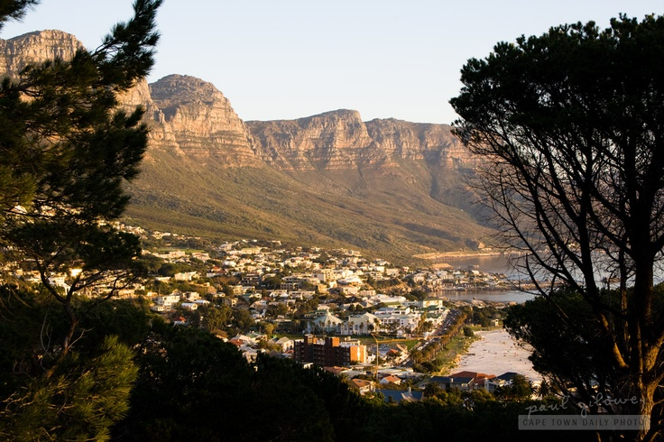 Summer in Camps Bay, Cape Town