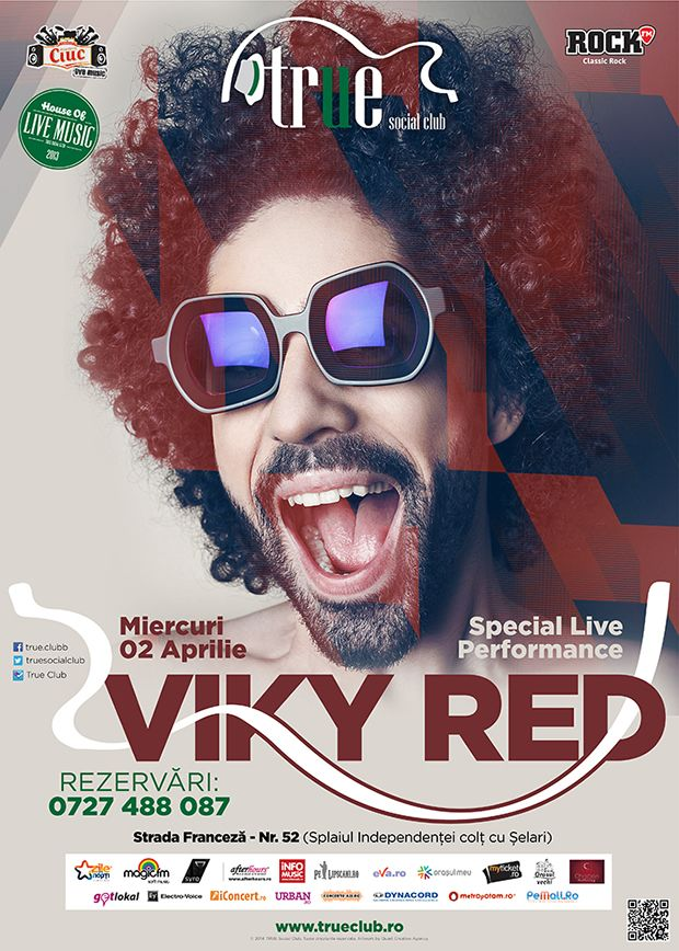 Poate… ar trebui sa vii in True Club la concertul Viky Red  http://www.emonden.co/poate-ar-trebui-sa-vii-true-club-la-concertul-viky-red