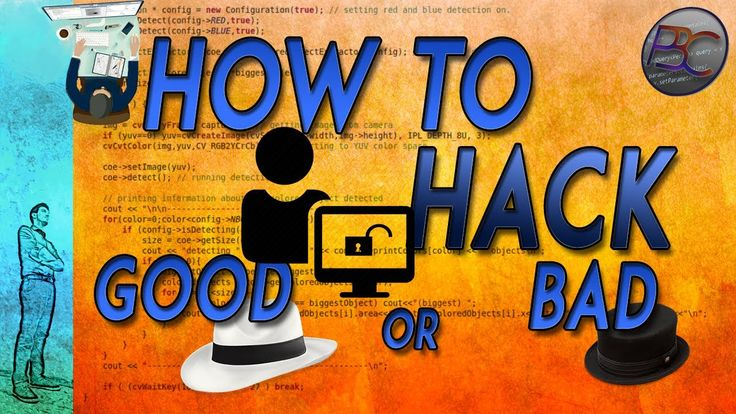 3 types of Computer Hacking and the Difference between a White hat Hacke...