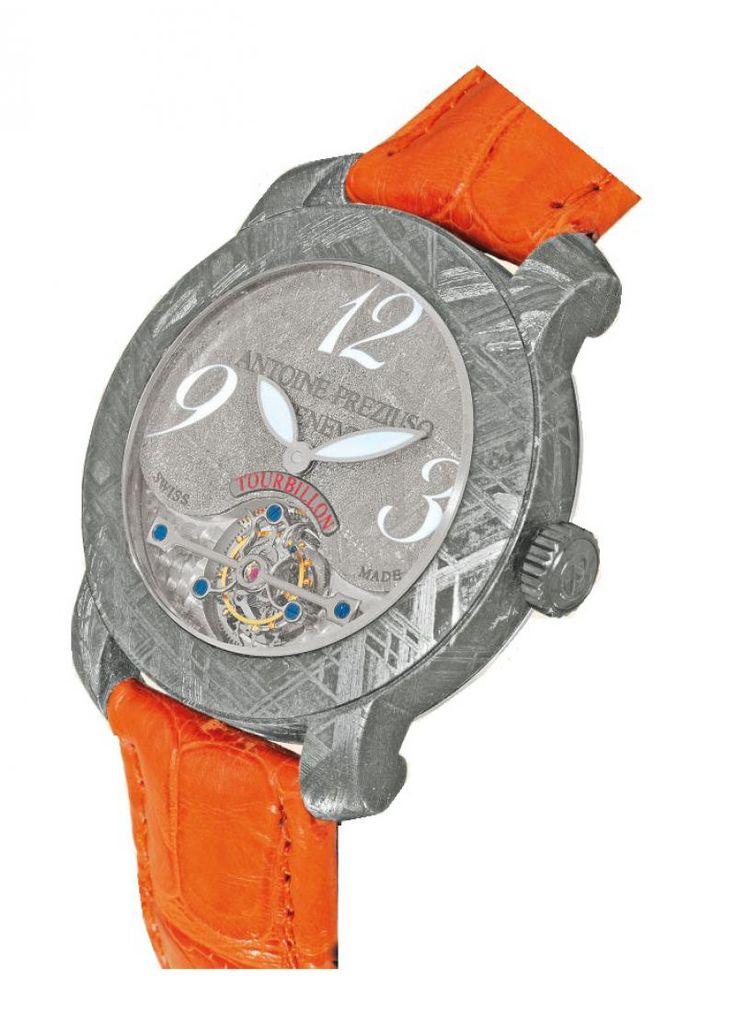 Часы Antoine Preziuso Munionalusta Tourbillons T21