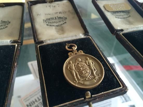 Charlton Athletic Football Club, London Picture: ORIGINAL FA CUP WINNERS MEDAL FROM 1947 - Check out TripAdvisor members' 52,878 candid photos and videos.