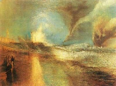 Rockets and Blue Lights Joseph Mallord William Turner.jpg 400×296 pixels