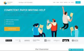 Proessayhelp.com is a competent paper writing service for US students. Writers of proessayhelp.com are able to cover over 100 subject fields and provide custom-written papers tailored to any customer requirements. The site is designed to perform high conversion rate and ensure rebills from returning clients.