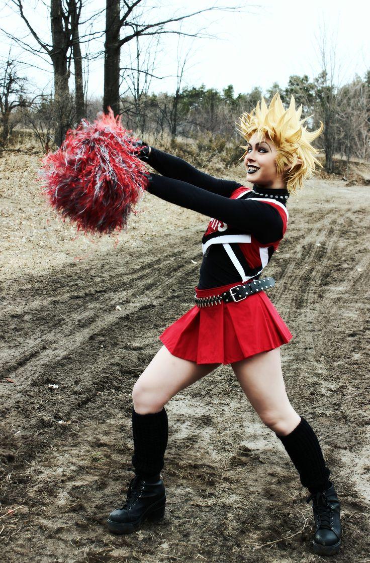 #YoichiHiruma #Hiruma #Eyeshield21 #Genderbend #Genderbent #Cosplayer #Cosplay #Devil #AmericanFootball #Football