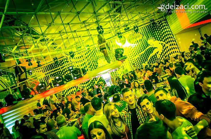 It's always fun in club Freestyler in Belgrade!  http://www.gdeizaci.com/klubovi-beograda/splav-klub-freestyler-beograd
