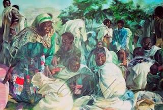 Somalia Market place