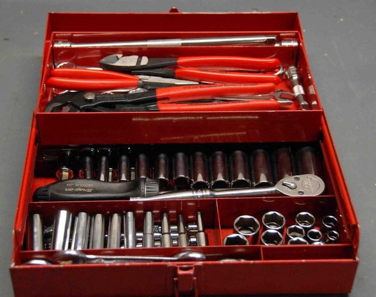 Minimalist tool stables - The Garage Journal Board | Tool ...