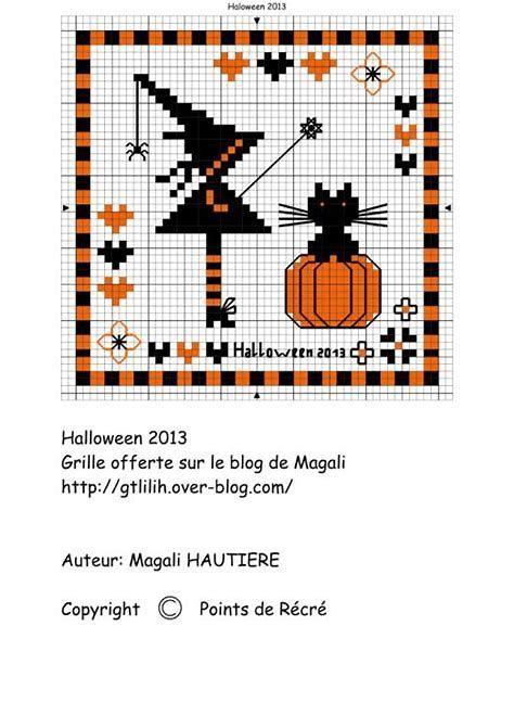 Resultado de imagen de Halloween Cross Stitch Patterns | Cross ...