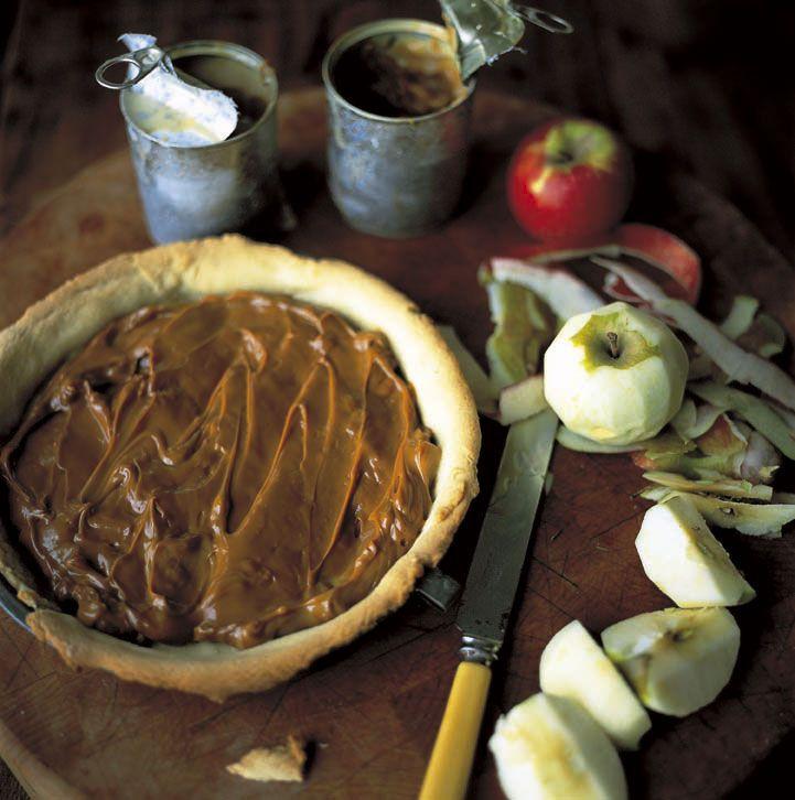 Een fantastisch dessert waar je nooit genoeg van krijgt.  De combinatie van toffee en appel is klassiek, maar je kunt het ook met peren, bananen of zelfs...