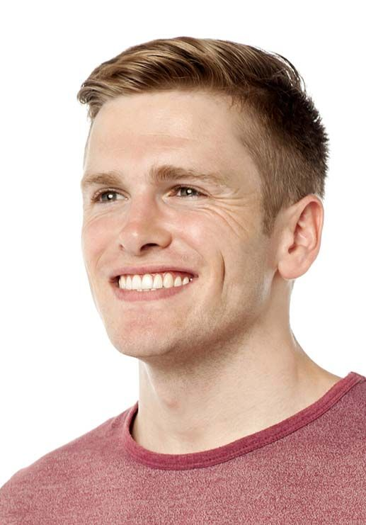 Tapered Haircut | Men's hairstyles | Pinterest
