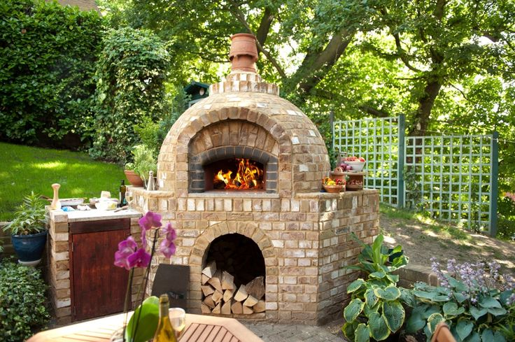 Our Wood Ovens | Pizza Wood Fired Oven | Valoriani Wood Oven | Orchard Ovens by Valoriani