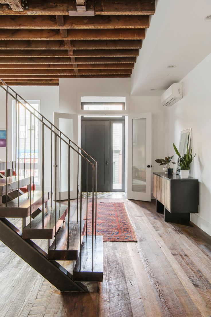 Williamsburg townhouse remodel by Elizabeth Roberts | Remodelista #home #decor #design