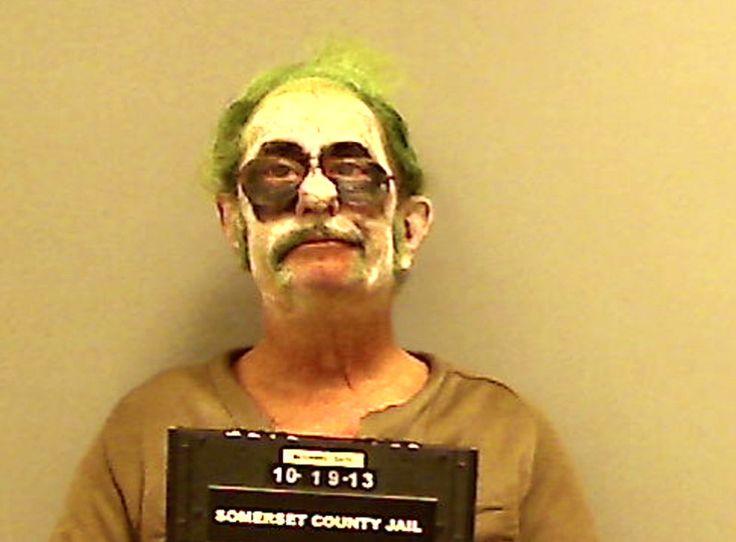 """""""Coringa"""" é acusado de dirigir bêbado em Maine"""