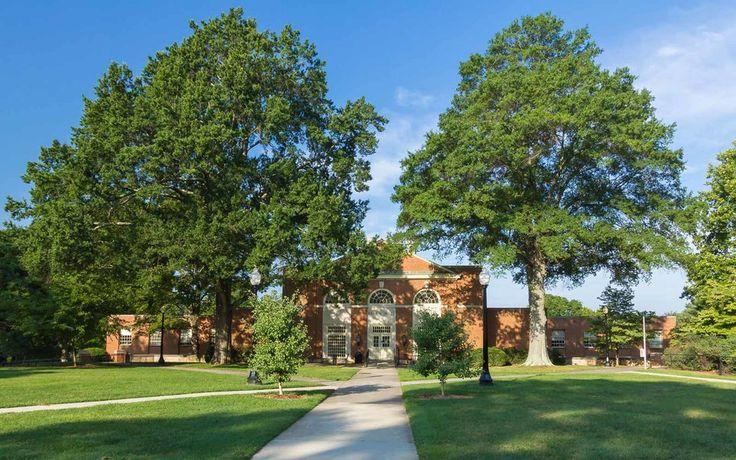 Wake Forest University in North Carolina
