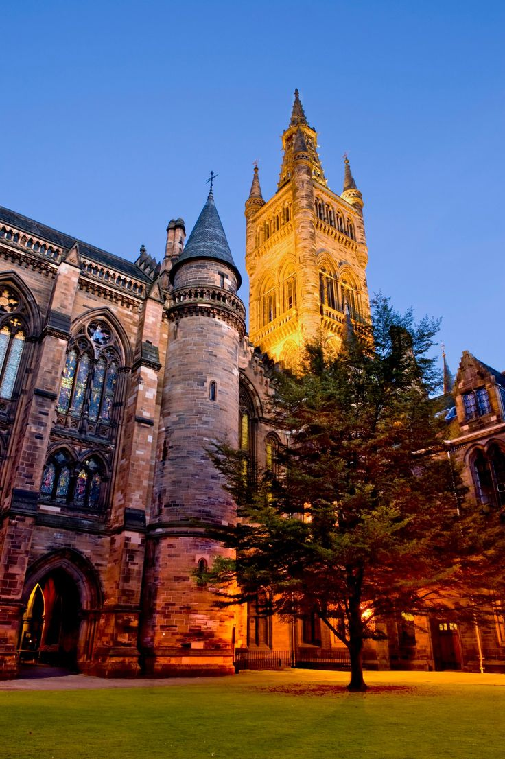 Advertising and Marketing universities in glasgow list