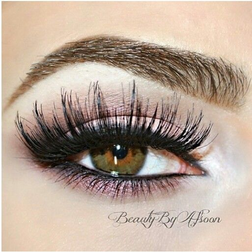 Eyelashes :)
